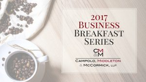 2017 Business Breakfast Series