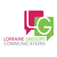 Lorraine Gregory Communications Logo