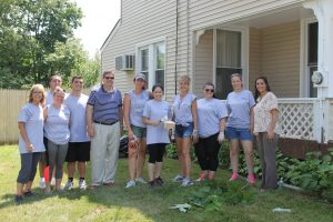 CMM volunteers at CMM Cares