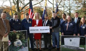 CMM Contributes to War Memorial Project, Operation Remember