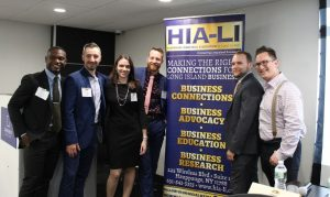 HIA-LI Reporter Coverage of Young Professionals Panel Featuring CMM's Kanter-Lawrence