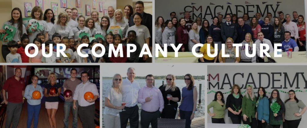 Our Company Culture