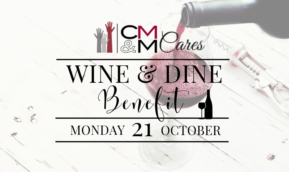 Wine and dine benefit