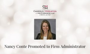 Nancy Conte Promoted to Firm Administrator