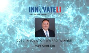 For the Second Time, Alessi Named Innovate LI's Innovator of the Year