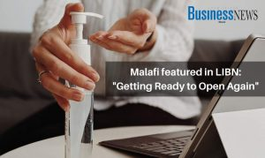 """Malafi featured in LIBN: """"Getting Ready to Open Again"""""""