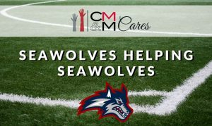 CMM Cares Donation Supports Stony Brook Student-Athletes Impacted by COVID-19