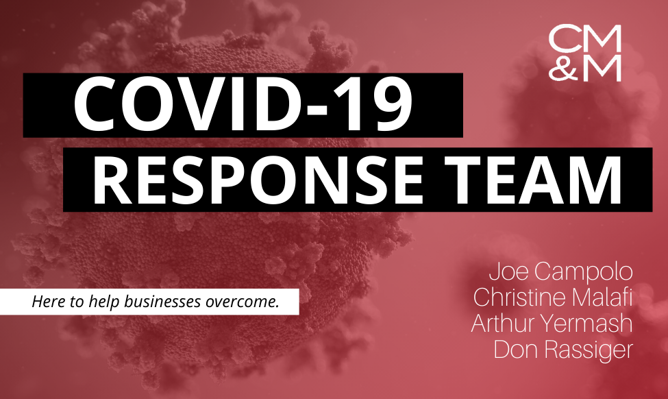 COVID-19 Response Team graphic
