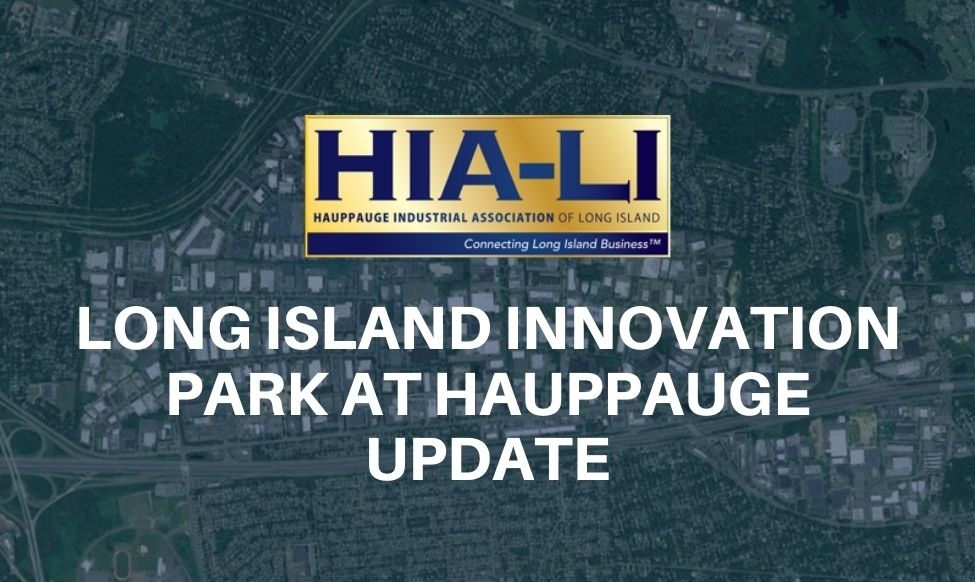 HIA-LI innovation park hauppauge joe campolo