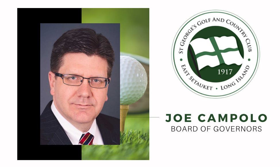 Joe Campolo St. George's Gold and Country Club