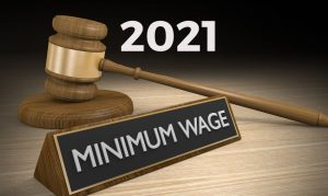 2021 Changes to Minimum Wage and Overtime Exempt Salary Threshold