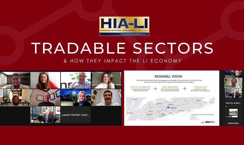 HIA-LI Tradable Sectors 2021 Recap