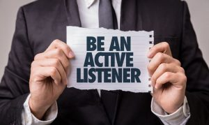 Take Control of Your Negotiation Using Active Listening Techniques