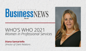 CMM's Santariello Highlighted in LIBN Who's Who 2021: Women in Professional Services