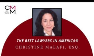 CMM's Christine Malafi Featured in The Best Lawyers in America® for Fifth Consecutive Year