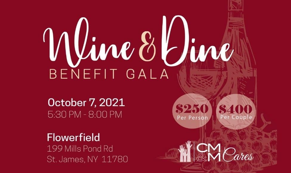 Wine and Dine CMM Cares